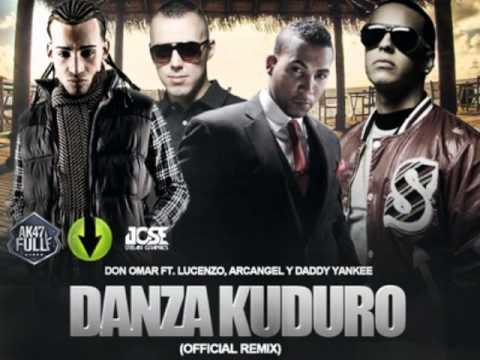 Don Omar ft Lucenzo, Daddy Yankee & Arcangel - Danza Kuduro (Remix) (Fast and Furious 5 Song)