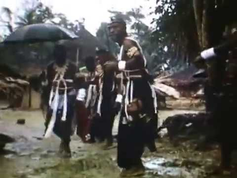 Tribal+War+Dance,+Liberia+early+1970s SD