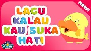 Lagu Anak Balita - Kalau Kau Suka Hati - Odong Odong