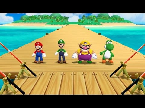 Thumbnail: Mario Party 9 - All Mini Games