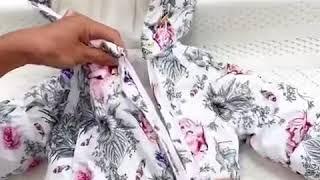 Комбинезон демисезонный Весна-Осень для девочки choupette