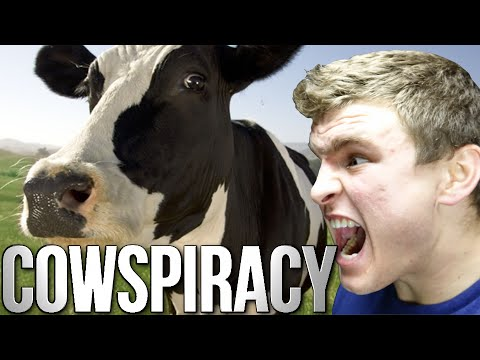 Cowspiracy - My Review of the Film!
