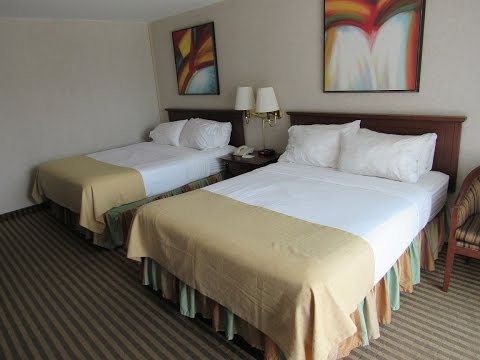 Holiday Inn By The Falls - Room 407 -  Niagara Falls, Canada
