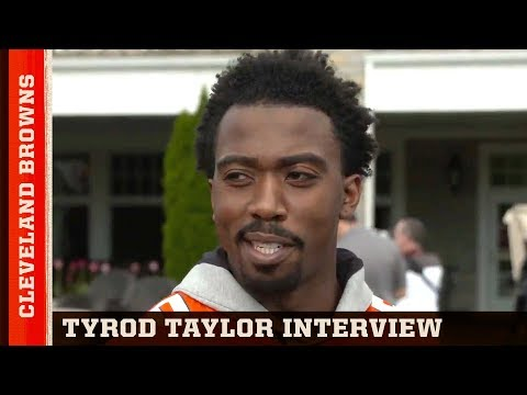 Tyrod Taylor: Excited to compete against the defense in practice | Cleveland Browns
