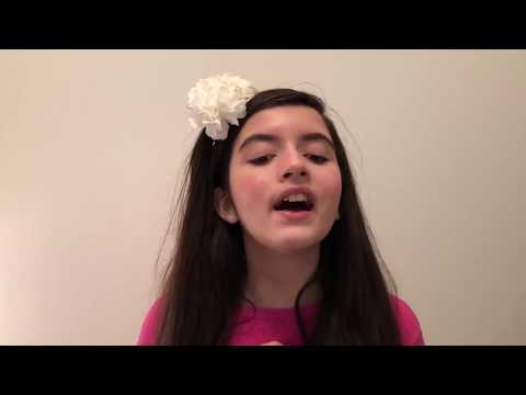 Angelina Jordan - Unchained Melody (Righteous Brothers) - Sound remastered