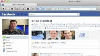 How to Find Your Facebook Admin, Page, and App ID Number | NewMediaWorkshop.tv