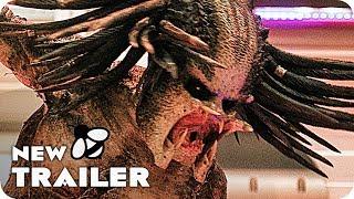 The Predator Teaser Trailer (2018)