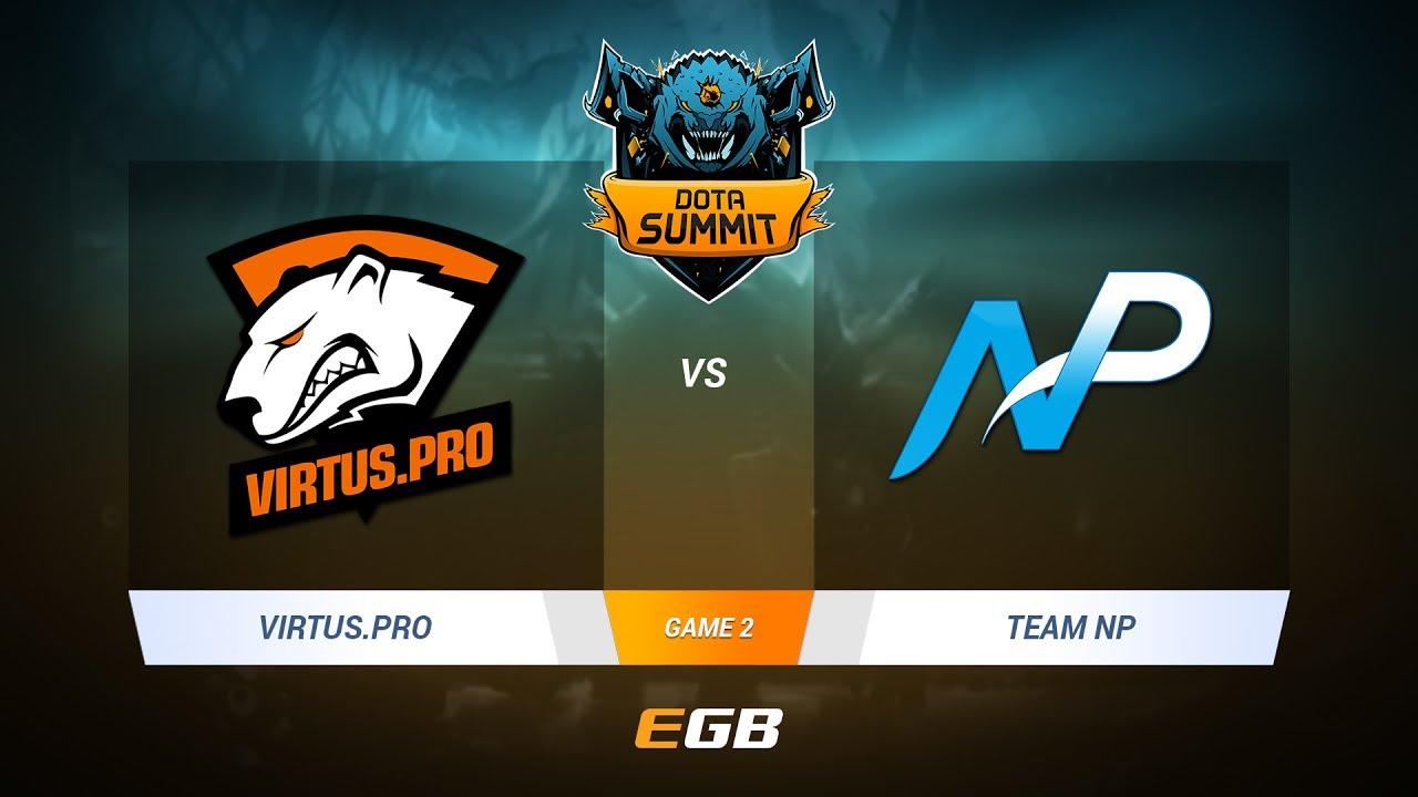 Virtus.Pro vs Team NP, Game 2, DOTA Summit 7 LAN-Final, Day 4