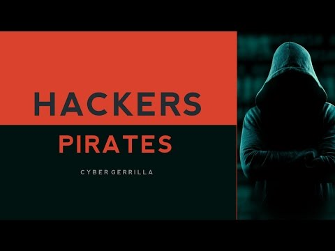 Cyber Guerrilla, Pirates d'Internet et Hacker | Documentaire 2016 HD