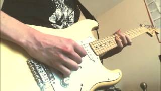 Ozzy Ozbourne - Bark At The Moon (Guitar Cover)