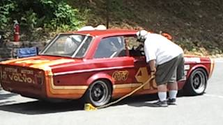 Pagoda Hill Climb, Reading, Pennsylvania June 2013