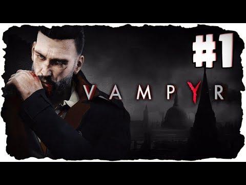 VAMPYR (PS4) 🧛♂️