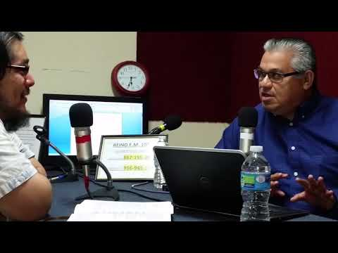 ENTREVISTA DE RADIO - -AVIVAMIENTO EN LAREDO USA-4