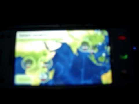 Climate Mission Game Nokia N97 Mini
