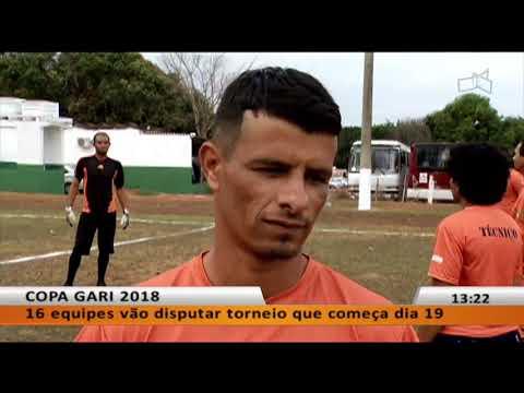 JL - Copa gari 2018: 6 equipes vão disputar torneio que começa dia 19