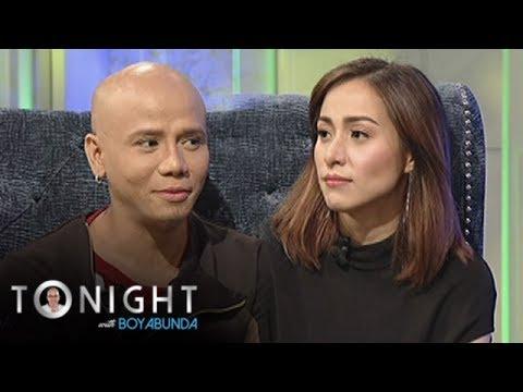 TWBA: Fast Talk with Wacky Kiray and Cristine Reyes