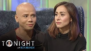 TWBA: Fast Talk with Wacky Kiray and Cristine Reyes