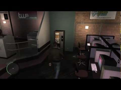 GTA IV - Internet Cafe