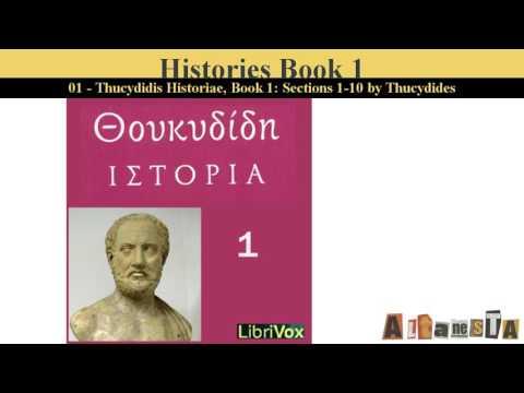 Ιστορίαι (Histories) Βιβλίοv 1 (Book 1)