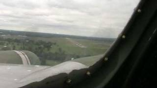 Liberty Belle B-17 Flight over Smyrna, TN