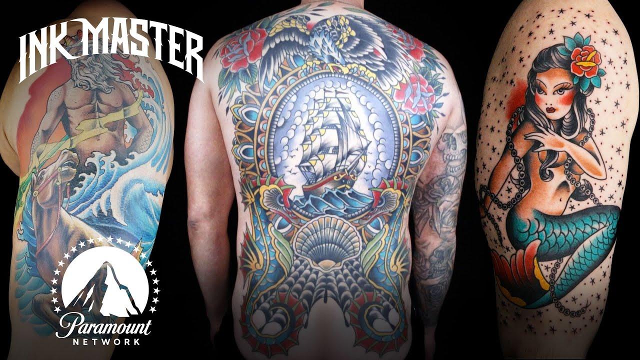 Download Best Tattoos of Season 6   Ink Master