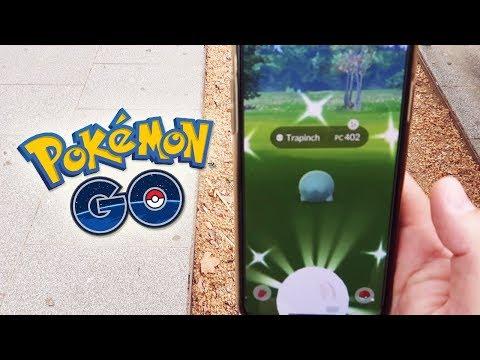 ¡TRAPINCH SHINY!¡TODO el Pokémon GO COMMUNITY DAY desde DENTRO! [Keibron]
