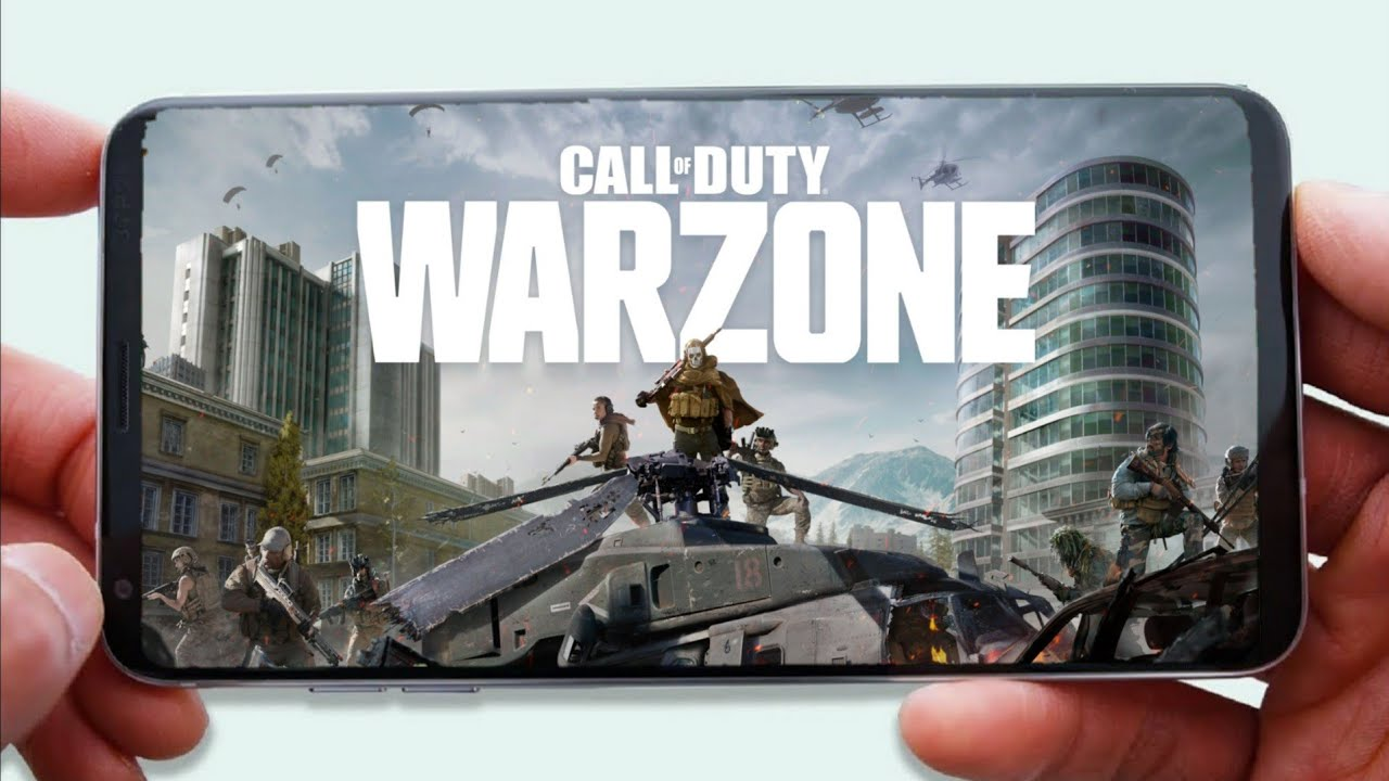 CALL OF DUTY WARZONE is Coming to MOBILE