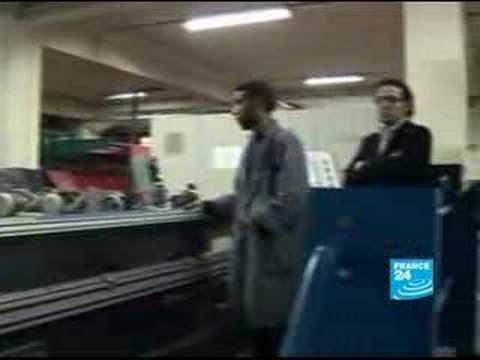 Textile crisis in North Africa-Report-En-FRANCE24