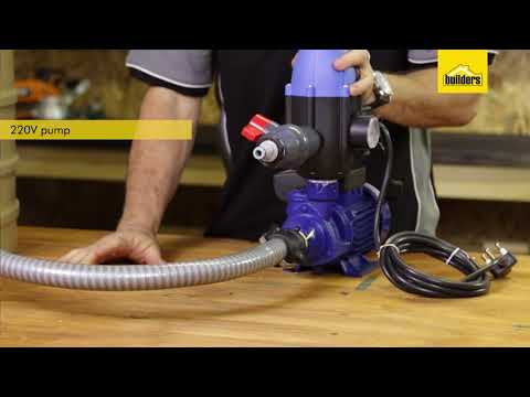 How to install a JoJo pump and tank connector kit