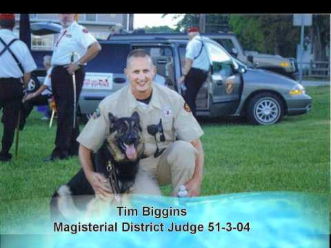 Tim Biggins District Judge 51-3-04