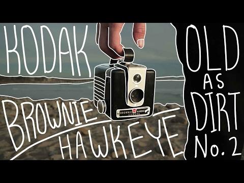 Old As Dirt No. 2 - Kodak Brownie Hawkeye
