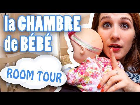 🍼NOTRE CHAMBRE DE BÉBÉ : ROOM TOUR DÉTAILLÉ 🏠ÉMISSION DECO  ANGIE MAMAN 2.0