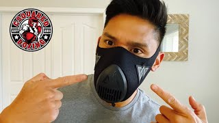 Training Mask 3.0 REVIEW- DOES THIS MASK REALLY WORK OR IS IT A GIMMICK?