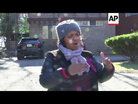John Conyers Wife >> Conyers' Wife Rallies Behind Him Amid Claims - YouTube