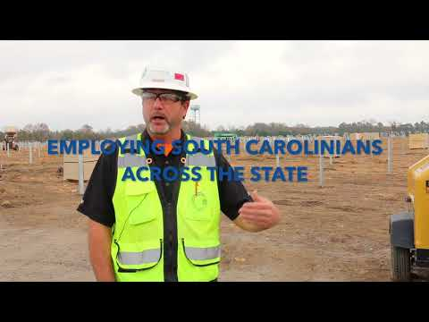 Solar Energy Powers Jobs in South Carolina