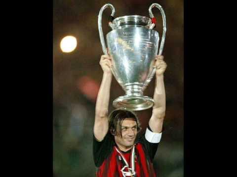 Good-bye Paolo Maldini! You're a LEGEND!