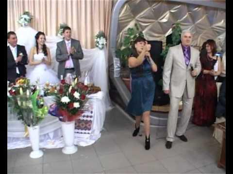Тост на свадьбе от родителей