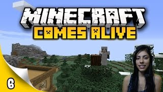 Minecraft Comes Alive 2 - EP 6 - Secret Spy!