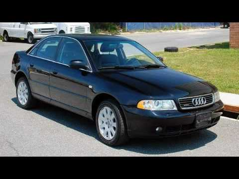 used 1999 audi a4 annapolis md youtube. Black Bedroom Furniture Sets. Home Design Ideas
