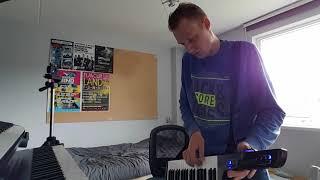 Pink Floyd - Comfortably Numb (Keytar Solo)
