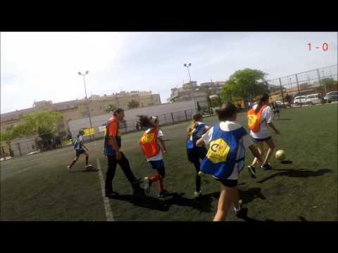 Semifinal Comarques Tarragona Torneig Cruyff Courts