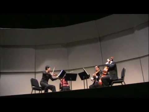 """Mozart """"Dissonant"""" Quartet, K. 465 - mvt. I"""