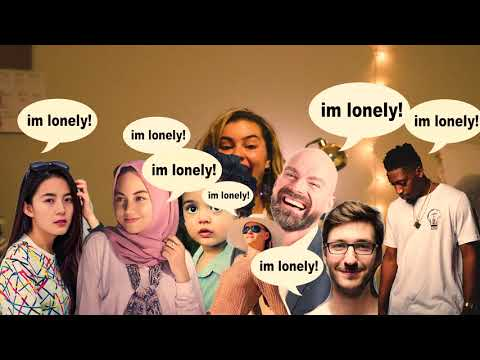 This freshman's video nails what loneliness in college feels like