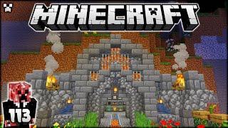Great Minecraft HEAD HALL! | Minecraft Survival Let's Play