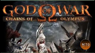 God of war chains of olympus game ppsspp play mokka tamil gaming