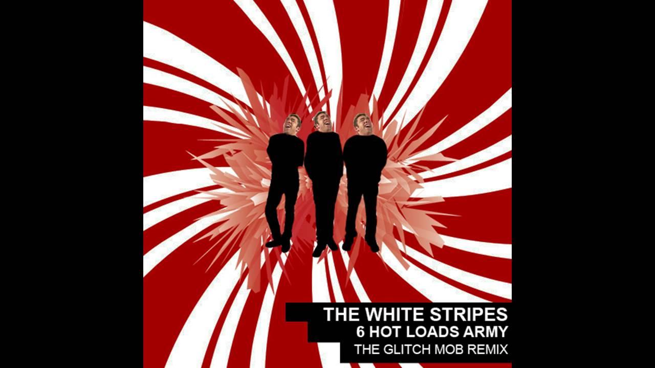 gachig White Stripes - ♂ Six Hot Loads Army ♂