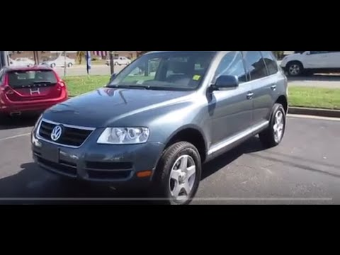 2004 Volkswagen Touareg | Read Owner and Expert Reviews
