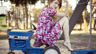 #54. Girls & Tractors [RUSSIAN AUTO TUNING]