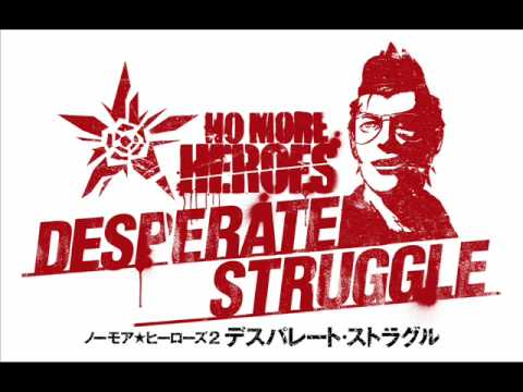 No More Heroes 2 -  Philistine ~ RANK 4 Margeret Moonlight