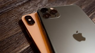Gambar cover iPhone XS Max vs iPhone 11 Pro Max - Honest Thoughts After 3+ Months!